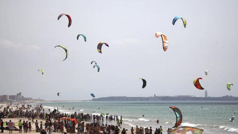Kitesurfing: Australia record mondiale, 1000 km in 8 giorni