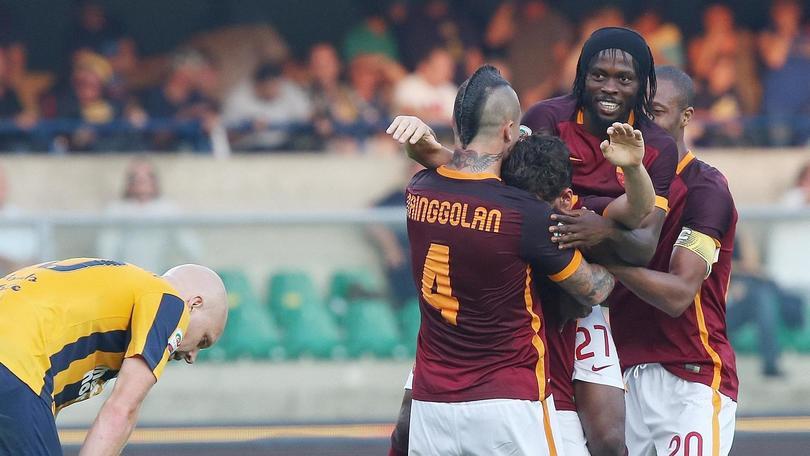 Serie A, Verona-Roma 1-1: Florenzi risponde a Jankovic