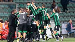 Sassuolo-Napoli 2-1, Floro Flores e Sansone gelano Sarri