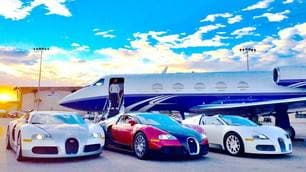 Floyd Mayweather, una collezione di auto da decine di milioni