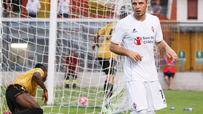Fiorentina, Joaquin non si allena più
