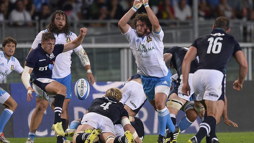 Rugby, Bergamasco record: giocherà il quinto Mondiale