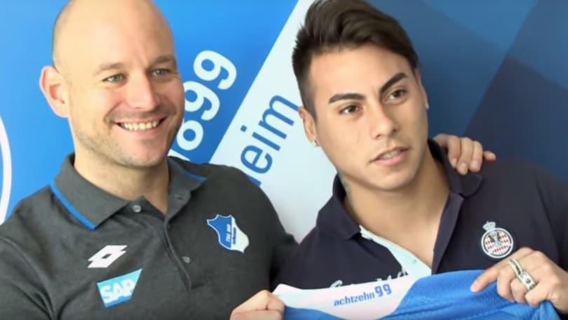 Vargas saluta il Napoli: va all'Hoffenheim