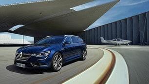 Renault Talisman Sporter, la nuova station wagon