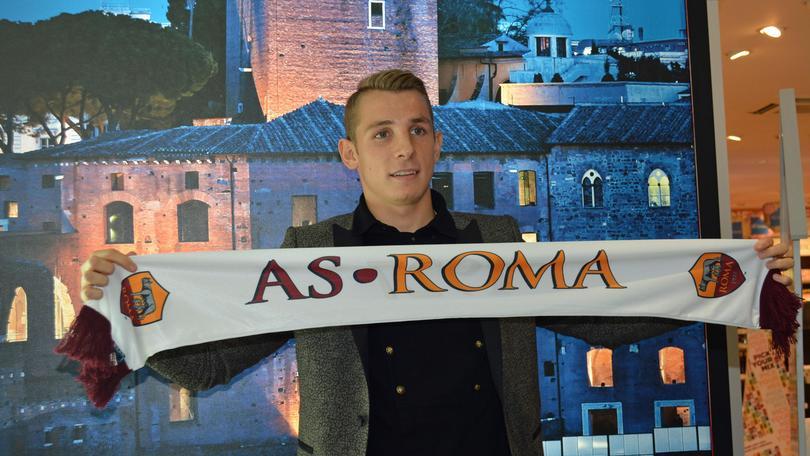 Roma, ufficiale l'arrivo di Digne: prestito con diritto di riscatto