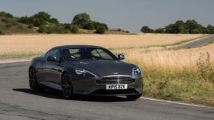 Aston Martin DB9 GT, foto e prezzi