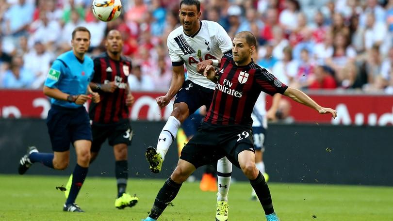 Atalanta ecco Paletta in prestito dal Milan