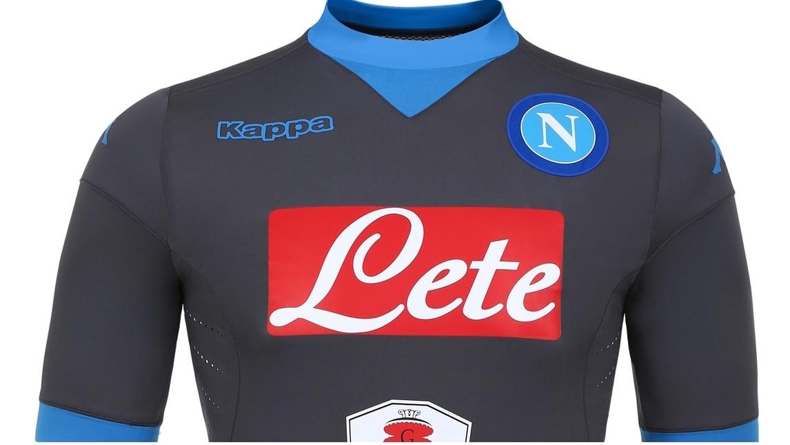 divisa Napoli personalizzata