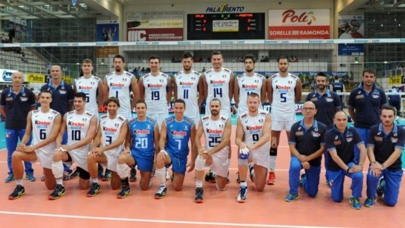 Volley: L'Italia parte alla volta del Giappone