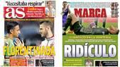 De Gea come Soriano: bufera sul Real Madrid