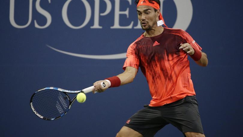 Tennis, Us Open: dopo Seppi, al secondo turno anche Fognini e Vinci