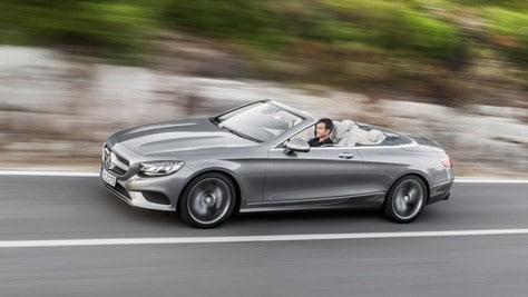 Mercedes Classe S Cabrio, torna l'ammiraglia en plein air