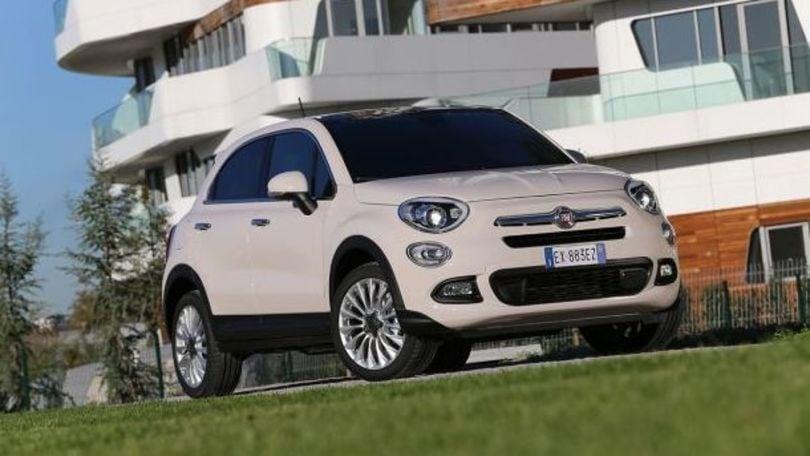 Fiat 500X, arriva la versione per neopatentati