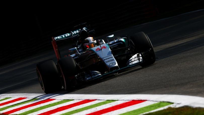 F1, Gp Monza: Hamilton davanti prime libere, Vettel terzo