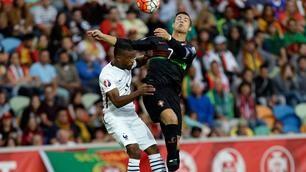 La Francia di Evra e Pogba batte il Portogallo di CR7