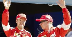 F1, Gp Monza: il trionfo della Ferrari a 3,15
