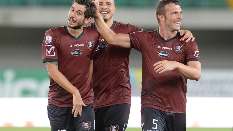 Serie B, Salernitana - Avellino: derby ai granata a 2,35