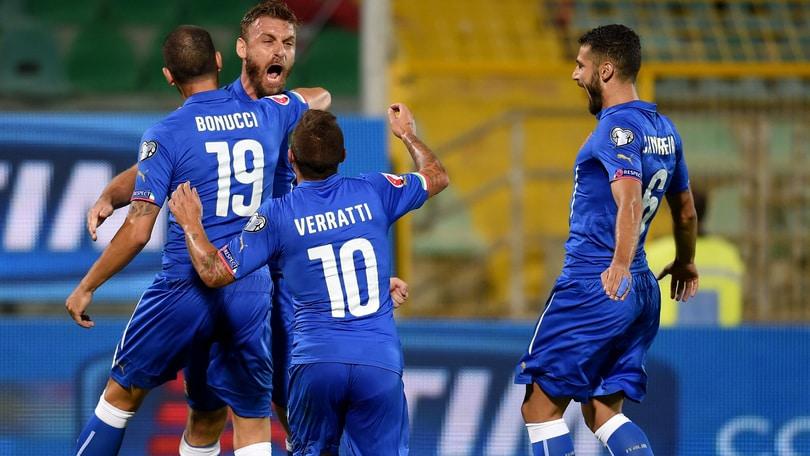 Italia-Bulgaria 1-0: Europeo a un passo