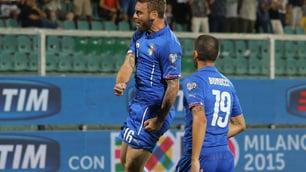 Italia-Bulgaria, le emozioni della sfida