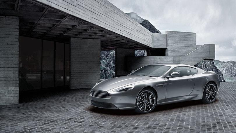 Aston Martin DB9 Bond Edition, per sentirsi 007
