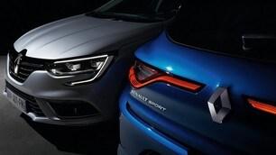 Nuova Renault Megane GT