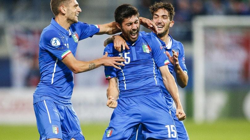 Under 21, Italia-Lituania 2-0: Berardi e Benassi gol
