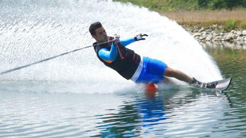 Sci Nautico, Caruso oro agli Europei Under 21 in slalom
