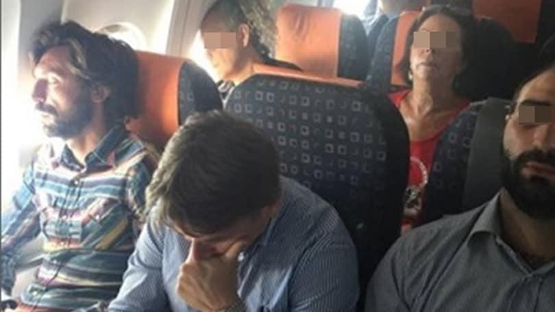 Italia, da Pirlo a Verratti: azzurri volano in low-cost