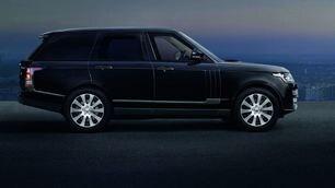 Range Rover Sentinel, lusso blindato