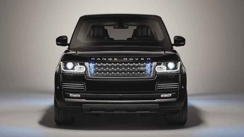Range Rover Sentinel, il SUV blindato da 400.000 euro