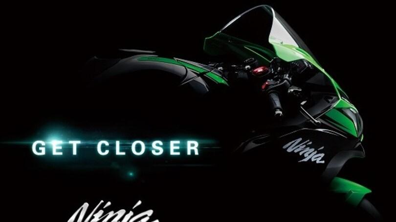 Kawasaki ZX-10R: la regina Superbike si rifà il look