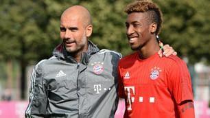 Bayern, Coman si presenta ai tifosi