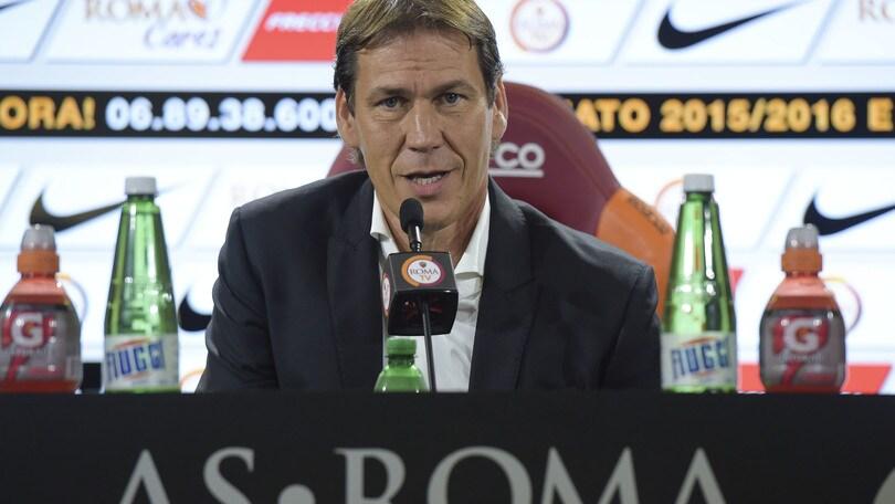 Roma, Garcia: «Totti e Dzeko insieme? E' una possibilità»