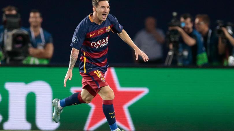 Barcellona, papà Messi non si allena ma giocherà contro l'Atletico