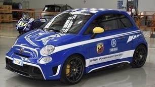 Abarth 695 BipostoYamaha Factory Racing Edition