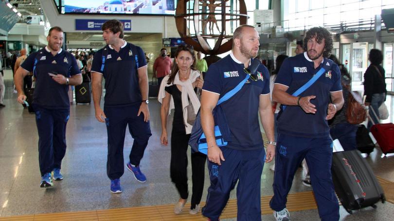 L'Italia sbarca in Inghilterra per la Rugby World Cup