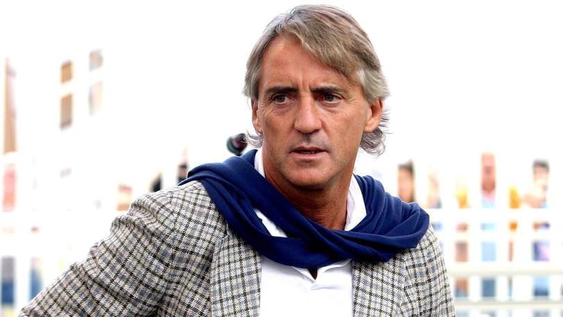 Mancini: «Che bello il primo posto»