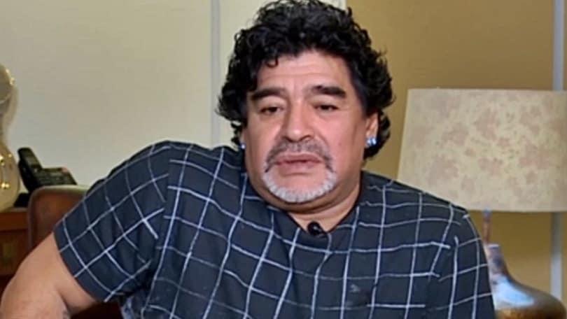 Maradona: «Napoli, con Sarri non si vince»