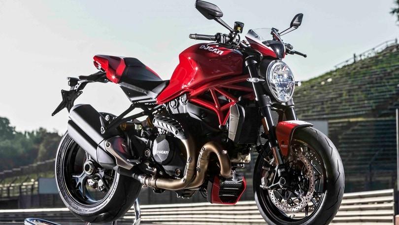 Salone Francoforte LIVE: Ducati presenta il Monster 1200 R