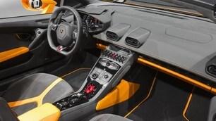 Salone Francoforte LIVE: Lamborghini Huracàn Spyder