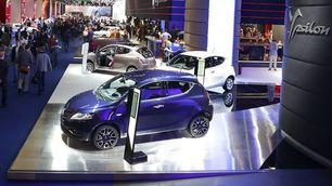 Nuova Lancia Ypsilon, Salone di Francoforte Live