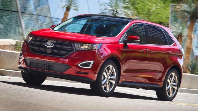 Salone Francoforte: Ford Edge guida l'esercito dei SUV