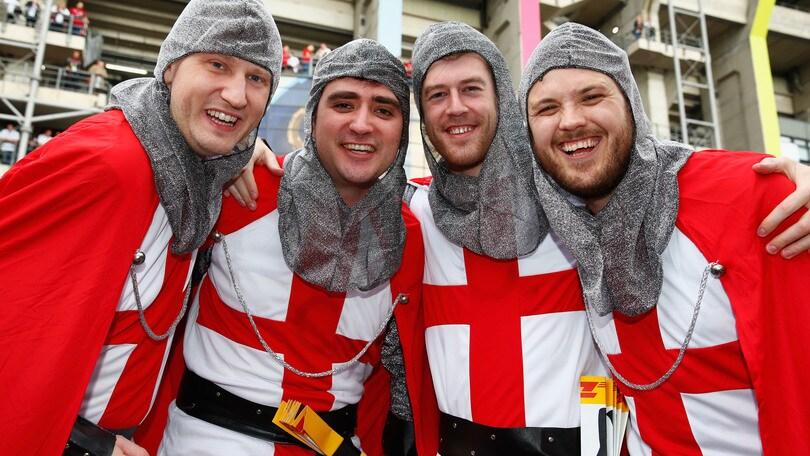 L'Inghilterra e quel rito alla Porta del Leone d'oro