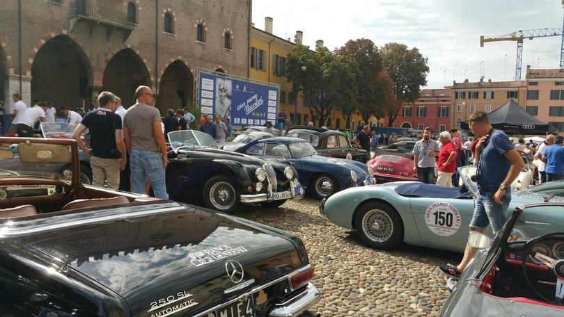 Gran Premio Nuvolari: il via da Mantova