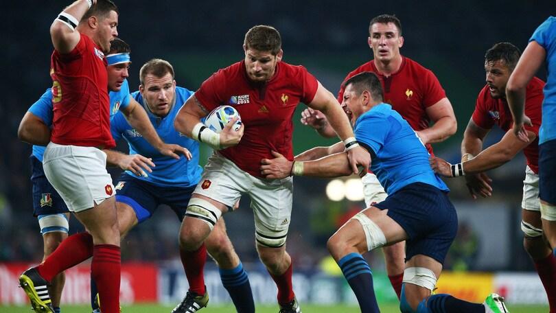 Mondiali rugby: Italia, inizio flop. La Francia vince 32-10