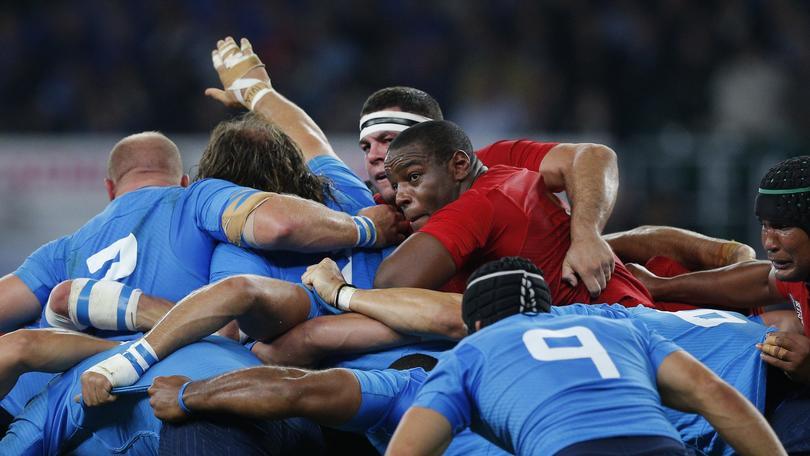 Mondiali, Brunel attacca l'arbitro: