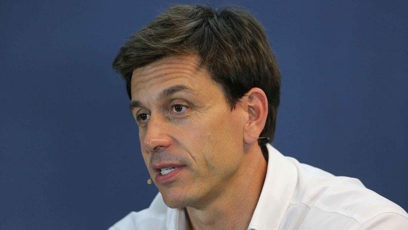 F1 Mercedes, Wolff: «Hamilton come Schumi»