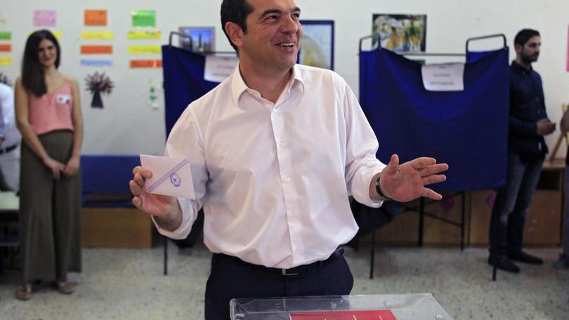 Exit poll Grecia, Tsipras vince elezioni