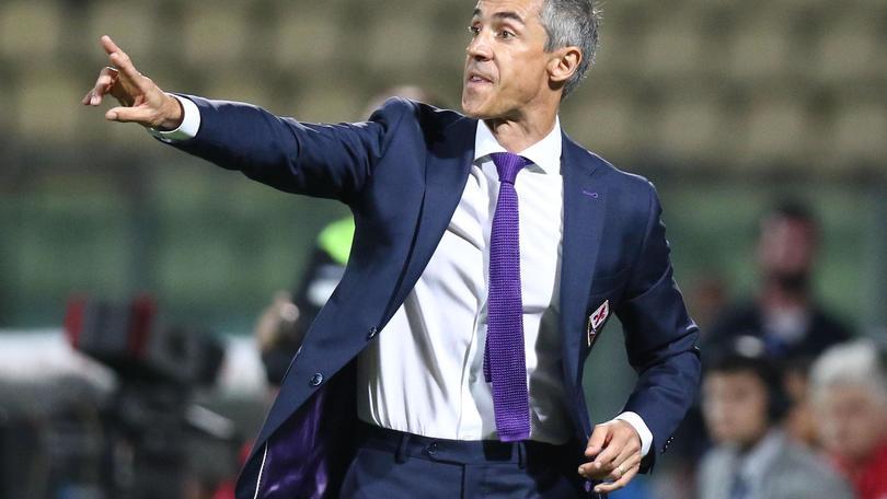 Sousa: «Fiorentina, vincere è importante»