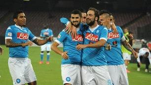 Rivincita Napoli: alla Lazio ne segna 5